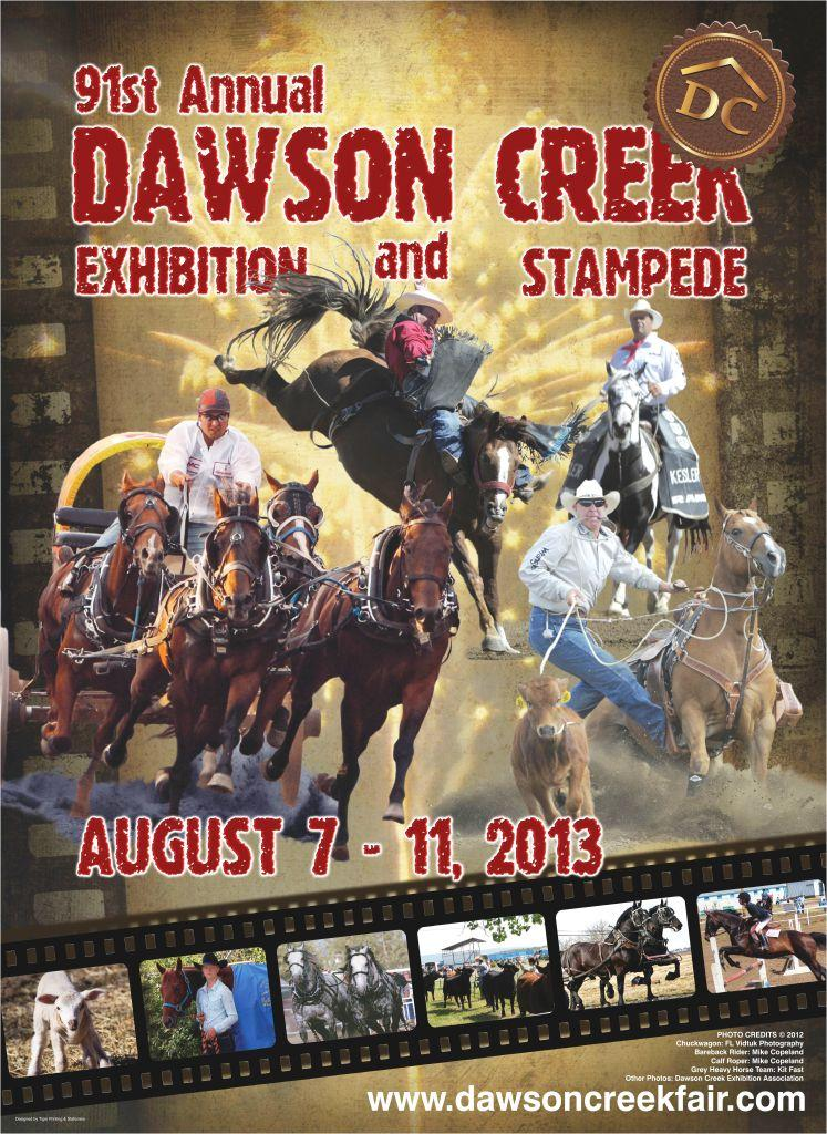 91st Annual Dawson Creek Exhibition and Stampede