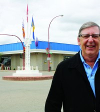 Dawson Creek Mayor Dale Bumstead. File photo