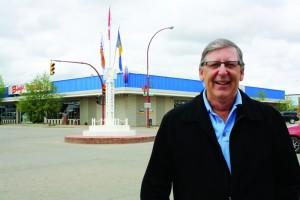 Dawson Creek Mayor Dale Bumstead. File photo
