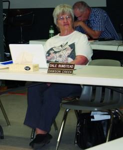 Hudson's Hope Mayor Gwen Johansson. File photo