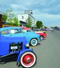 Mile Zero Cruisers' Summer Cruise Car show was from July 10 to 12 in Dawson Creek. Photo: Stacy Thomas