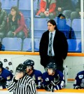 Gerard Dicaire in his coaching days with the Fort St. John Flyers. Photo: submitted