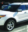 White Ford Explorer involved in possible child abduction. Photo: Wikimedia